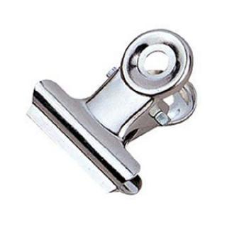 Зажим металлический для наращивания ногтей 19мм