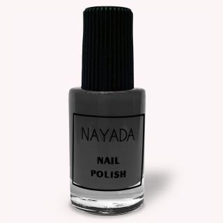 Лак для стемпинга Nayada «Серый» объёмом 8 мл