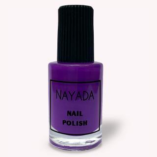 Лак для стемпинга Nayada «Фиолетовый» объёмом 8 мл