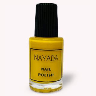 Лак для стемпинга Nayada «Жёлтый» объёмом 8 мл