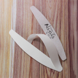 Для искусственных ногтей Наклеивающаяся абразивная сторона 180 Сирень 50шт