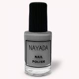 Лак для стемпинга Nayada «Светло-серый» объёмом 8 мл