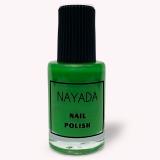 Лак для стемпинга Nayada «Зеленый» объёмом 8 мл