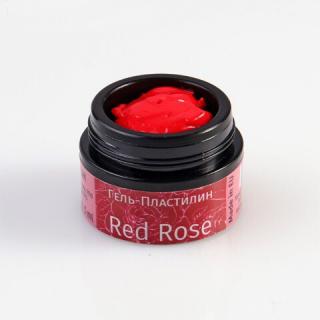 3D Скульптурный пластилин Красный 5 гр.