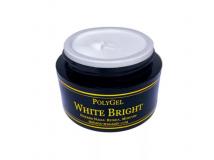 Полигель для наращивания ногтей Nayada White Bright 40 гр
