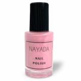 """Лак для стемпинга Nayada """"Розовый коррал"""" №027 объёмом 8 мл"""